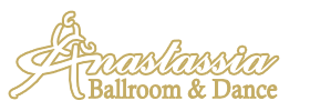 Anastassia Ballroom and Dance Logo