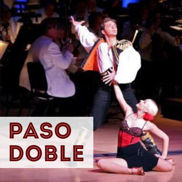 Learn to paso doble
