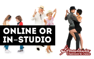Online Ballroom Dance Classes We Teach