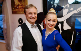 Meet Our Ballroom Dance Teachers