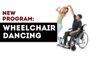 Schedule your Wheelchair dance lesson